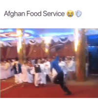 This is my Grandma when I tell her I'm hungry.: Afghan Food Service This is my Grandma when I tell her I'm hungry.