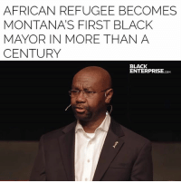 "Donald Trump, Memes, and Saw: AFRICAN REFUGEE BECOMES  MONTANA'S FIRST BLACK  MAYOR IN MORE THAN A  CENTURY  BLACK  ENTERPRISE.coM Yass! 🙌🏽👏🏽✊🏾 ProtectTPS . Via @undocublack Repost @blackenterprise: WilmotCollins, 54, moved to Montana 28 years ago when he fled Liberia in 1990 during the country's first civil war. He told The Globe and Mail that during the war, frequently the only thing to eat was butter mixed with mayonnaise. Along with his wife and five relatives, they crammed themselves into a single room near the American Embassy hoping it would serve as a safe haven as fighting raged across the city. Collins and his wife, Maddie, fled Liberia to Ghana, the Ivory Coast and finally, the United States.⠀ ⠀ President Donald Trump's attack on immigrants around the country is in full swing. In a state whose African American population is less than 1%, Montana resident Wilmot Collins, a former civil war refugee from Liberia who was fairly new to the political scene, saw an opening. He seized the opportunity to counter the president's narrative by sharing his own story.⠀ ⠀ ""When people can relate to the real deal, they're wide-eyed, because all they've heard is what comes out of our leadership,"" he told The Globe and Mail. ""There's no way when people hear your stories and struggles they can't identify with you."""