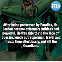Batman, Jordans, and Memes: After being possessed by Parallax, Hal  Jordan became extremely ruthless and  powerful. He was able to rip the face off  Spectre, knock out Superman, travel and  freeze time effortlessly, and kill the  Guardians. Do you think we'll see Green Lantern in JL movie?! - My other IG accounts @factsofflash @yourpoketrivia @webslingerfacts ⠀⠀⠀⠀⠀⠀⠀⠀⠀⠀⠀⠀⠀⠀⠀⠀⠀⠀⠀⠀⠀⠀⠀⠀⠀⠀⠀⠀⠀⠀⠀⠀⠀⠀⠀⠀ ⠀⠀--------------------- batmanvssuperman xmen batman superman wonderwoman deadpool spiderman hulk thor ironman marvel greenlantern theflash wolverine daredevil aquaman justiceleague homecoming flashpoint ezramiller wallywest redhood avengers jasontodd jessequick tomholland bartallen like4like injustice2