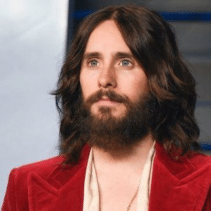 After filming Suicide Squad, Jared Leto began to question his life choices and became Jesus Christ.: After filming Suicide Squad, Jared Leto began to question his life choices and became Jesus Christ.