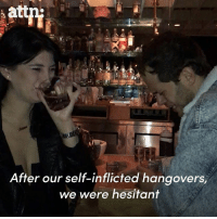 Drunk, Memes, and Science: After our self-inflicted hangovers  we were hesitant This is what happened when these two people got drunk in the name of science.