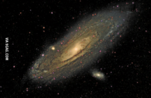 Image, Silence, and Andromeda: After over a month of silence (sry): Here is my newest image of our closest galactic neighbour (Andromeda Galaxy)