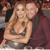 Conor McGregor, Memes, and 🤖: After sharing this pic of her and Conor McGregor, the haters came after Rita Ora! tmz ritaora conormcgregor