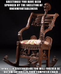 [DANK][TORRENT LINK] DRAKE - VIEWS FT. BERNIE SANDERS: GREETINGS! YOU HAVE BEEN  SPOOKED BY THE SKELETON OF  UNCOMFORTABLENESS  UPVOTE IN 9 SECONDS OR YOU WILL FOREVER BE  UNCOMFORTABLE IN YOUR COMPUTER CHAIR  made on Impur [DANK][TORRENT LINK] DRAKE - VIEWS FT. BERNIE SANDERS