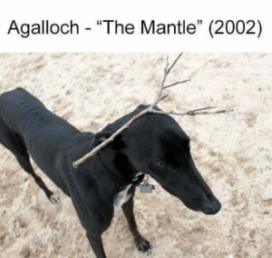 "Mantle, Agalloch, and The: Agalloch - ""The Mantle"" (2002)"