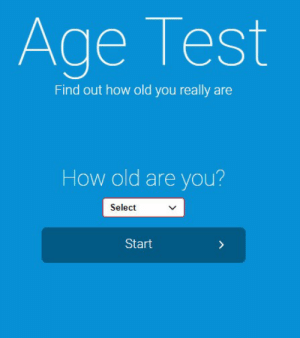 meirl by Nloveladyallen MORE MEMES: Age Test  Find out how old you really are  How old are you?  Select  Start meirl by Nloveladyallen MORE MEMES