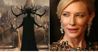 Cate Blanchett 'really wanted' to be in THOR: RAGNAROK; Kevin Feige and Scott Derrickson talk the visuals in DOCTOR STRANGE. http://bit.ly/2ee4JLk  (Andrew Gifford): Age07 Cate Blanchett 'really wanted' to be in THOR: RAGNAROK; Kevin Feige and Scott Derrickson talk the visuals in DOCTOR STRANGE. http://bit.ly/2ee4JLk  (Andrew Gifford)