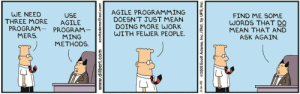 Work, Mean, and Programming: AGILE PROGRAMMING  FIND ME SOME  WORDS THAT DO  MEAN THAT AND  ASK AGAIN.  WE NEED  USE  DOESN'T JUST MEAN  2  THREE MORE AGILE  DOING MORE WORK  PROGRAMPROGRAMWITH FEWER PEOPLE  MERS  MING  METHODS. a Agile