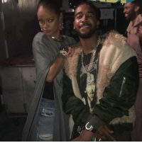 Memes, Omarion, and Rihanna: Agin Rihanna and Omarion spotted in AbuDhabi