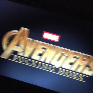 Target, Tumblr, and Twitter: agrcstc:  wow they just leaked the avengers 4 title  creds to twitter;