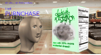 "<p>[<a href=""https://www.reddit.com/r/surrealmemes/comments/7jcwl5/gond_qualinty/"">Src</a>]</p>: ah yes... an find producc.  I will  d t.t iz.Nutrutun Face  PURNCHASE  269  old Stre  Now with 35% more  existential dread! <p>[<a href=""https://www.reddit.com/r/surrealmemes/comments/7jcwl5/gond_qualinty/"">Src</a>]</p>"
