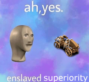 Yes, Enslaved, and Trebuchet: ah,yes.  enslaved superiority Wololo Wololo Trebuchet gets converted