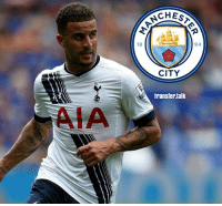 Kyle Walker was furious after being dropped by Spurs, and ManchesterCity are primed to make a summer move. (Daily Mirror) transfer transfertalk transfernews transferrumour: AHA  CHEST  18  94  CITY  Transfer talk Kyle Walker was furious after being dropped by Spurs, and ManchesterCity are primed to make a summer move. (Daily Mirror) transfer transfertalk transfernews transferrumour