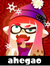 Here's a well timed Splatoon post about which Splatfest team I'm choosing. Because let's be honest, naughty team is best team.: ahegao Here's a well timed Splatoon post about which Splatfest team I'm choosing. Because let's be honest, naughty team is best team.