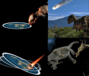 Ahhh yes. The extinction of dinosaurs finally explained in modern light: Ahhh yes. The extinction of dinosaurs finally explained in modern light