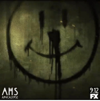 Memes, Smile, and World: AHS  9.12  FX  APoCALYPSE Smile. It's the end of the world. 🤡 AHSApocalypse.