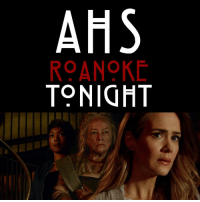 Don't miss the penultimate episode of AHSroanoke tonight on FX. 10PM.: AHS  ROANOKi  TONIGHT Don't miss the penultimate episode of AHSroanoke tonight on FX. 10PM.