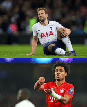 Goals scored in Tottenham's new stadium:  Harry Kane - 4 Serge Gnabry - 4 https://t.co/ehGsPgb2zJ: AIA   RESPLC Goals scored in Tottenham's new stadium:  Harry Kane - 4 Serge Gnabry - 4 https://t.co/ehGsPgb2zJ