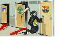 Barca is next , Tag a Madrid Fan 😂  Via : Fans of Real Madrid C.F.  #MA: aiiFootbaii  SCP  RT  CB Barca is next , Tag a Madrid Fan 😂  Via : Fans of Real Madrid C.F.  #MA