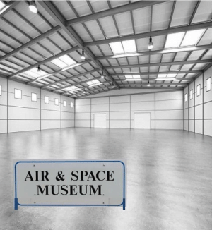 The gift shop is shit: AIR &SPACE  MUSEUM The gift shop is shit