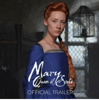 A friendship that became a rivalry. A rivalry that became a war.  Watch Saoirse Ronan and Margot Robbie in the new trailer for Mary Queen of Scots – in theaters this December.: air  ueen o  toli  OFFICIAL TRAILER A friendship that became a rivalry. A rivalry that became a war.  Watch Saoirse Ronan and Margot Robbie in the new trailer for Mary Queen of Scots – in theaters this December.