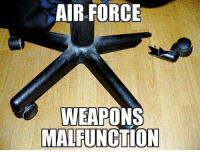 AIRFORCE  WEAPONS  MALFUNCTION