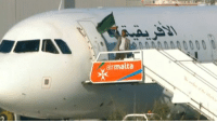 All hostages are safe after hijackers took over a Libyan flight. The hijackers reportedly made pro-Gaddafi demands.: airmalta All hostages are safe after hijackers took over a Libyan flight. The hijackers reportedly made pro-Gaddafi demands.