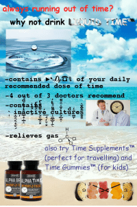 "Reddit, Kids, and Time: aiweys running out of time?  why not drink  -contains +,1 % of your daily  recommended dose of time  -4 out of 3 doctors recommend  1  1nactive cultures  个  ㄑㄧ  -relieves gasoC  also try Time Supplements  (perfect for travelling) and  Time Gummies™ (for kids  ALPHA BR ALPHA TIM  FAORY &F EMORY& FOC  9  3 <p>[<a href=""https://www.reddit.com/r/surrealmemes/comments/8q3rmv/%EF%BD%8C%EF%BD%89%EF%BD%91%EF%BD%95%EF%BD%89%EF%BD%84_%EF%BD%94%EF%BD%89%EF%BD%8D%EF%BD%85/"">Src</a>]</p>"
