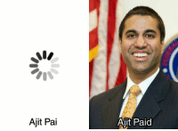 "Dank, Meme, and Http: Ajit Pai  Ajit Paid <p>The truth has been spoken via /r/dank_meme <a href=""http://ift.tt/2CEUwDd"">http://ift.tt/2CEUwDd</a></p>"