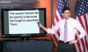 Dank, Memes, and Target: AKER.GOV  The reason memes die  So quickly is because  We forget to vaccinate  Them We need to start vaccinating our memes! by goodvibes815 MORE MEMES