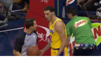 """""""If that's not a foul, I don't know what basketball is!"""" Lonzo Ball & John Wall blocking each other. https://t.co/F1OFRV2FCC: al  45 58  2ND 252 19 """"If that's not a foul, I don't know what basketball is!"""" Lonzo Ball & John Wall blocking each other. https://t.co/F1OFRV2FCC"""