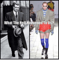 Hell, What, and Happened: al:a  What The Hell Happened TO US?