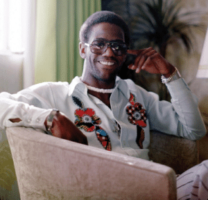 Al Green was absolutely gorgeous when he was young: Al Green was absolutely gorgeous when he was young