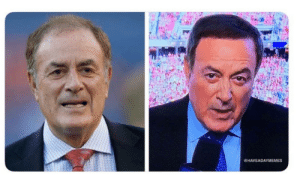 Al Michaels at age 74 vs age 75 https://t.co/kIKQtyVIEH: Al Michaels at age 74 vs age 75 https://t.co/kIKQtyVIEH