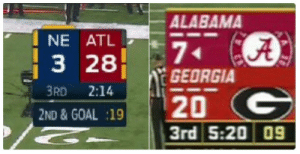jodiemeeksmill:  kingjaffejoffer:  Georgia baby, what is you doin?  Fuck the Falcons, fuck the state of Georgia. Simple   🤣🤣🤣 the salt is REAL: ALABAMA  NE ATL  3 28  JA  IN: GEORGIA  3RD 2:14  2ND & GOAL :19  3rd 5:20 09 jodiemeeksmill:  kingjaffejoffer:  Georgia baby, what is you doin?  Fuck the Falcons, fuck the state of Georgia. Simple   🤣🤣🤣 the salt is REAL