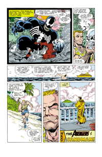 "land-of-brains-and-chocolate: venomtots: Thinking he actually killed Spider-Man, Eddie is perfectly content to literally just live the rest of his days on an island together with his symbiote and if that ain't the gayest thing : ALAS, SPIDER-  MAN, BANE OF  R EXISTENCE  CHARRED BONES SCRAPS  AN EMOTION THAT SWELLS  EVEN AS, THE NEXT MORNING, OF COSTUME... A MELTED  THE GAS-FED LAMES  FINALLY FADE  WEB- SHOOTER?  ITS  YOU'RE DEAC  SWEET  PROVIDENCE  WE DID  IT  HA HA HA  HA HA HA  ANOTHER SHIP  BOUT TIME  BEEN TREADING  WATER FOR  HOURS  AND WEB-SHOOTERS  INTO THAT MINE CRATER  THEN WEDSED THE TORCH  VENOM TOOK THE  BAIT, AND THAT  VAN I PLANTED  -HIS MADNESS  WORKED FOR  ME  ミSIGHミWHAT A  WONDERFUL  FEELING IT  TO BE  FREE""  THE MADNESS is  OVER, NO LONGER  IS THERE A  REASON FOR  VENOM TO EXIST  SHALL WE  REMAIN  HERE, THEN?  WE HAVE  FOOD, WATER  NTHE AVENGERS  PEACE  WHY NOT  STAY BE  HAPPY? land-of-brains-and-chocolate: venomtots: Thinking he actually killed Spider-Man, Eddie is perfectly content to literally just live the rest of his days on an island together with his symbiote and if that ain't the gayest thing"