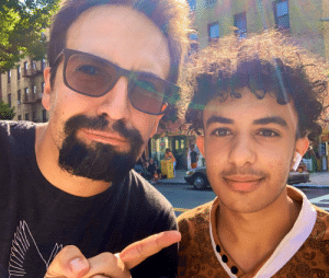 Sanad, the real life Sonny at my local bodega is on set today, everybody be cool #InTheHeightsMovie https://t.co/KbzafZZlvU: ALES C  WDLA Sanad, the real life Sonny at my local bodega is on set today, everybody be cool #InTheHeightsMovie https://t.co/KbzafZZlvU