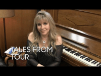"""Target, youtube.com, and Lost: ALES FRO  OUR <p><strong><span>WEB EXCLUSIVE:</span></strong></p> <p><span>Stevie Nicks remembers a time when <a href=""""https://www.youtube.com/watch?v=tzzRboyTT2w"""" target=""""_blank"""">getting lost in a limo in the mountains</a> actually turned out to be much mellower than expected!</span></p>"""