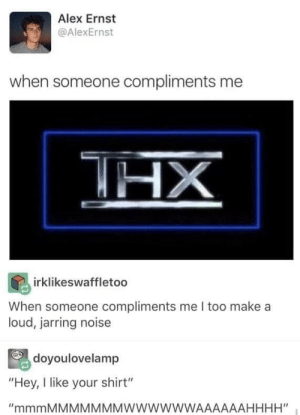 Someone Compliments