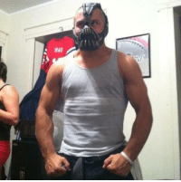 Can this guy pull off Bane? Discuss.: Alf Can this guy pull off Bane? Discuss.