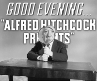 """Halloween, Memes, and What Is: ALFRED HITCHCOCK We're continuing the """"Halloween Spooktacular"""" with 20 hours of Alfred Hitchcock Presents, starting at 3a ET and ending at 11p ET.  What is your favorite Alfred Hitchcock Presents episode?"""