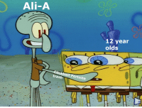 Ali, Trash, and 12 Year Olds: Ali-A  12 year  olds  ickbait Fortnite  trash