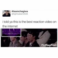 Memes, 🤖, and The Internet: alightsaber0506  i told ya this is the best reaction video on  the internet  PicPlayPost bobby beating the shit outta mino is my favorite part . . . . . . . . . Credit to owner✌