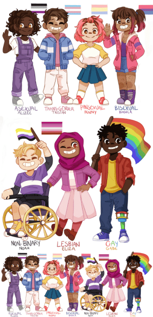 toastchild:Happy pride month everyone!!! I made a few pride themed ocs to celebrate 333 Super sorry for everyone I missed, wishing you all an absolutely wonderful pride!: ALIZEE  TRISTAN  PENNY  BIANCA   NON-BINARY LES8IAN  GAY  GABE  NOAH  ELIZA   ATPA  Ex  BIANCA  GABE  TRISTAN  PENNY  NOAH  ELIZA  ALIZEE toastchild:Happy pride month everyone!!! I made a few pride themed ocs to celebrate 333 Super sorry for everyone I missed, wishing you all an absolutely wonderful pride!