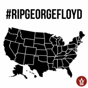 All 50 states held protests for #GerogeFloyd yesterday! 🙏 #BlackLivesMatters #RIPGeorgeFloyd https://t.co/Pp7G6ykGac: All 50 states held protests for #GerogeFloyd yesterday! 🙏 #BlackLivesMatters #RIPGeorgeFloyd https://t.co/Pp7G6ykGac