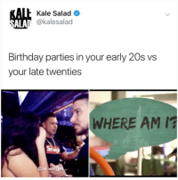 Yet somehow splitting the bill is just as stressful. Don't miss the season 2 premiere of JSFamilyVacation tonight at 8-7c on @mtv @JerseyShore: All  ALA  kale Salad o  @kalesalad  Birthday parties in your early 2Os vs  your late twenties  WHERE AM I  Can we get. Yet somehow splitting the bill is just as stressful. Don't miss the season 2 premiere of JSFamilyVacation tonight at 8-7c on @mtv @JerseyShore