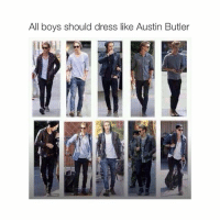 If all boys were rich like him then we WOJLD: All boys should dress like Austin Butler If all boys were rich like him then we WOJLD