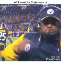 Christmas, Funny, and All: All I want for Christmas is  Made With  VivaVideo Tag em 😭😂🔥👌