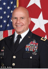 Ali, News, and Army: All  irggllE  liza ali 0111  ILEI 1:a  © US, Army BREAKING NEWS: President Trump has chosen H.R. McMaster, an Army Lieutenant General, to serve as National Security Advisor. Congratulations, General McMaster, and we look forward to advocating together for policies that strengthen national security!