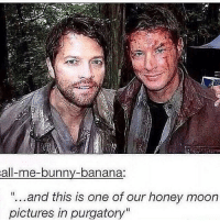 Damn what a cutie couple 💋: all-me-bunny-banana:  and this is one of our honey moon  pictures in purgatory Damn what a cutie couple 💋